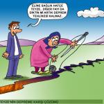 Kentsel Dönüşüm Karikatür-1