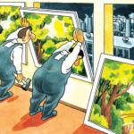 Kentsel Dönüşüm Karikatür-8