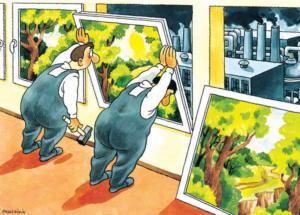 10 Ilginç Karikatürle Kentsel Dönüşüm Ve Deprem Kentsel Dönüşüm